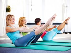 Cours de fitness Parc Sandur Emmen Center Parcs