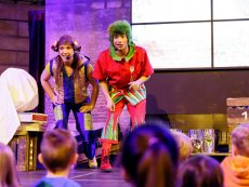 Orry & Friends Show: Odd Birds De Huttenheugte Dalen Center Parcs