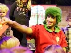 Orry & Freunde: Kinderkonzert Bispinger Heide Soltau Center Parcs