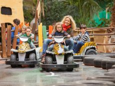 Mini-Karting Les Bois-Francs Verneuil sur Avre Center Parcs
