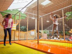 Trampolin Port Zélande Ouddorp Center Parcs
