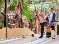 Kids Bowling De Vossemeren Lommel Center Parcs