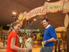 Minigolf intéractif (en intérieur) Les Bois-Francs Verneuil sur Avre Center Parcs