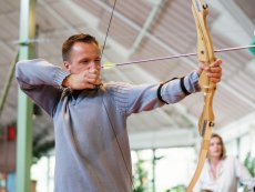 Archery (indoor) Park Hochsauerland Winterberg Center Parcs