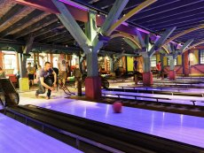 German Bowling Park Hochsauerland Winterberg Center Parcs