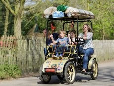 Fun Bikes De Vossemeren Lommel Center Parcs