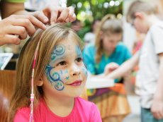 Kids Make-Over Het Meerdal America Center Parcs