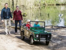 Kids Safari Le Bois aux Daims Poitiers Center Parcs