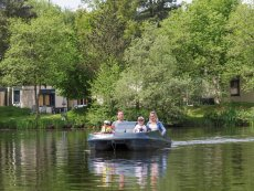 Waterfietsen Het Meerdal America Center Parcs