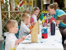 Kids Workshop Les Ardennes Vielsalm Center Parcs
