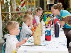 Atelier Enfant Les Ardennes Vielsalm Center Parcs