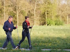 Nordic Walking Villages Nature® Paris Marne La Vallée Center Parcs