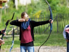 Archery (outdoor) Park Bostalsee Sankt Wendel Center Parcs