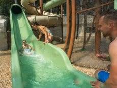 Slides Le Bois aux Daims Poitiers Center Parcs