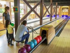Bowling Les Bois-Francs Verneuil sur Avre Center Parcs