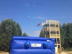 Cool Factor : Jump Le Bois aux Daims Poitiers Center Parcs