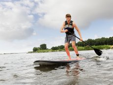 Stand Up Paddling Le Lac d'Ailette Laon Center Parcs