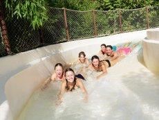 Sommeraktivitäten Le Lac d'Ailette Laon Center Parcs