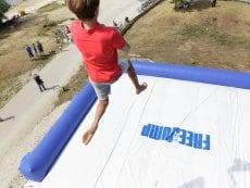 Cool Factor : Jump Les Hauts de Bruyères Chaumont Center Parcs