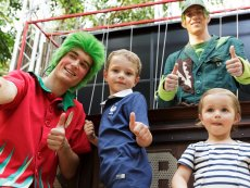 Orry & Friends: Kids Concert De Vossemeren Lommel Center Parcs