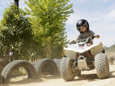 Quad for teenagers Les Bois-Francs Verneuil sur Avre Center Parcs