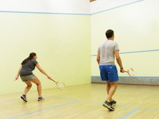Squash (en intérieur) Les Ardennes Vielsalm Center Parcs