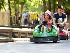 Kids Driving School Het Meerdal America Center Parcs