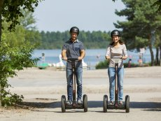 Segway Ride Bispinger Heide Soltau Center Parcs