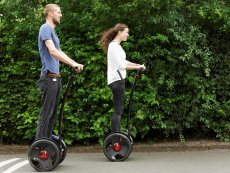 Segway (location) De Vossemeren Lommel Center Parcs