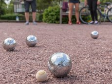 Petanque tournament Villages Nature® Paris Marne La Vallée Center Parcs