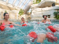 Aqua Training Le Bois aux Daims Poitiers Center Parcs