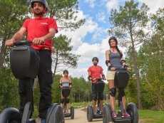 Segway Tour Villages Nature® Paris Marne La Vallée Center Parcs