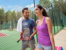 Sports tournaments Le Bois aux Daims Poitiers Center Parcs