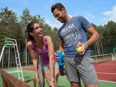 Tennis (outdoor) Park Hochsauerland Winterberg Center Parcs