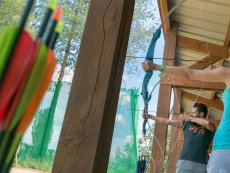 Archery Villages Nature® Paris Marne La Vallée Center Parcs
