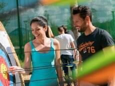 Bogenschießen (draußen) (bald verfügbar) Les Ardennes Vielsalm Center Parcs