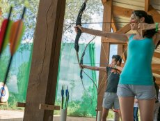 Archery (outdoor) Le Bois aux Daims Poitiers Center Parcs