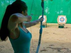 Archery (outdoor) Les Trois Forêts Metz Center Parcs
