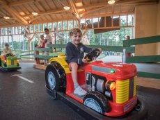 Mini-cars Le Bois aux Daims Poitiers Center Parcs