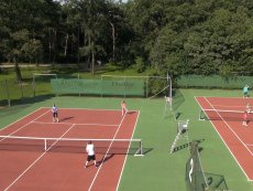 Tennis (outdoor) Het Heijderbos Heijen Center Parcs