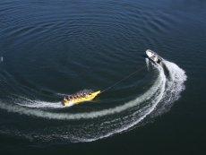 Bananenboot De Vossemeren Lommel Center Parcs