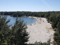 Beach De Vossemeren Lommel Center Parcs