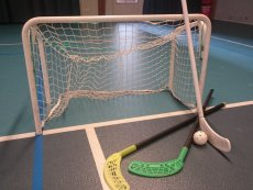 Indoor hockey Parc Sandur Emmen Center Parcs