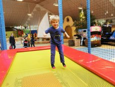 Trampoline Park Allgäu Leutkirch Center Parcs