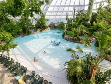 Wave pool Het Heijderbos Heijen Center Parcs