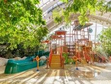 Water Playhouse Les Trois Forêts Metz Center Parcs