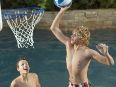Water basketball (soon) Villages Nature® Paris Marne La Vallée Center Parcs