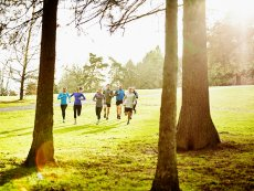 Running Nature Villages Nature® Paris Marne La Vallée Center Parcs