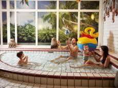 Children's pool Parc Sandur Emmen Center Parcs