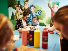 Atelier Enfant De Eemhof Zeewolde Center Parcs